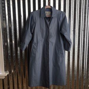 Vintage 70's London Fog rain/trench coat